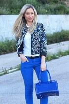 Primark jacket - Zara jeans
