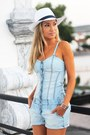 Primark-hat-nine-west-sandals-suiteblanco-bodysuit