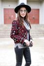 H-m-hat-zara-jacket-ann-taylor-leggings-rebecca-minkoff-bag