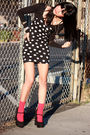 Black-motel-dress-black-forever-21rever-21-shoes-red-h-m-socks