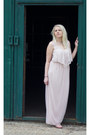 Off-white-maxi-miss-selfridge-dress
