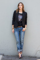 black Denim & Supply Ralph Lauren blazer