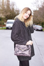 Gray-urban-outfitters-coat-silver-sheinside-sweater-eggshell-zara-skirt