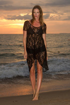 black Wild & Heart dress