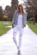 white Denim & Supply jeans - white Denim & Supply jacket