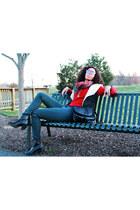 Zara jeans - Primark sweater