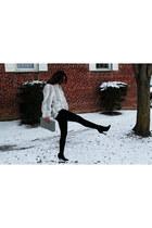 silver Primark purse - black Michael Kors leggings