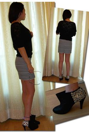 shirt - Metro Park skirt - wwwshopnovember2com shoes