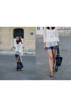 H&M sandals - Stradivarius shorts