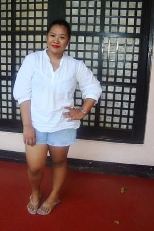 lei shorts - SM cococabana top
