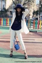 Zara blazer - Zara pants - Zara sandals