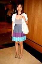 Topshop dress - Mango - Greenhills tiangge - H&M purse
