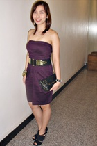 Greenhills dress - Kenneth Cole shoes - Glitterati belt