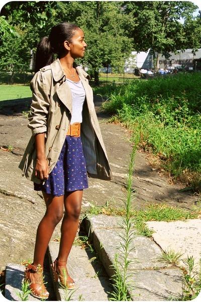 Urban Outfitters skirt - kensiegirl heels