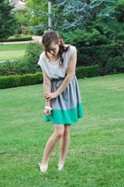 loose chiffon dress