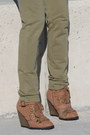 Olive-green-random-t-shirt-brown-charlotte-russe-boots