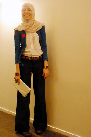 Topshop - Glassons jeans - casio - trademe - cotton on - Just jeans top
