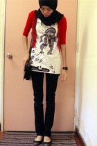 Valleygirl - - Jay Jays jeans - thrifted purse - vincci accessories shoes - casi