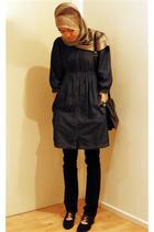 Aotea Market shoes - supre dress - trademe purse