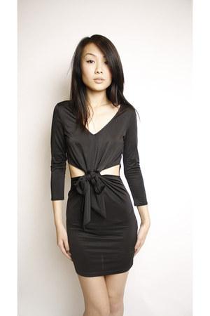 black Swaychiccom dress