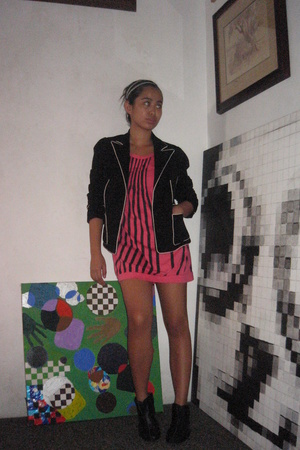 playlord blazer - dress - urge at the ramp shoes