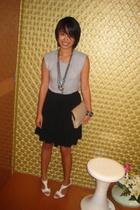 shirt - skirt - shoes