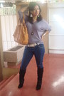 Aldo-purse-forever-21-accessories-cotton-guess-blouse