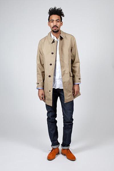 jacket - shirt - scarf - pants