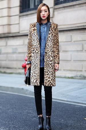 furspot coat