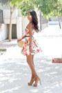 Nude-floral-windsor-dress-nude-crossbody-asos-bag