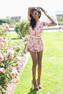Bubble-gum-floral-tuolomeeclothing-romper