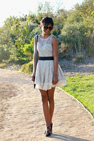cream floral AX Paris dress
