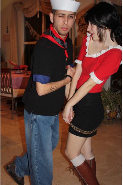 American Apparel dress - American Apparel skirt -
