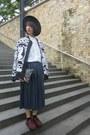 Random-from-hong-kong-shoes-h-m-hat-zara-shirt-33-field-trip-skirt
