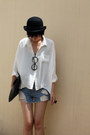 Dangerfield-hat-from-seoul-bag-millies-wedges-from-seoul-top