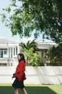 Ruby-red-marc-jacobs-bag-red-zara-top-navy-zara-skirt-black-gucci-flats