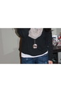 Forever-21-necklace-steve-madden-boots-aritzia-sweater-h-m-scarf