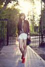 Red-suede-dolce-vita-boots-ivory-lace-audrey-31-shorts