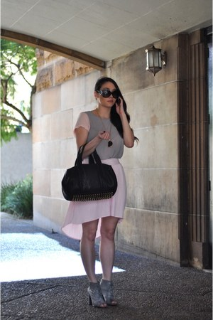 baroque Prada sunglasses - asos shoes - Alexander Wang bag