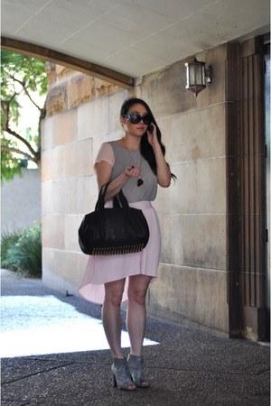 baroque Prada sunglasses - asos shoes - Alexander Wang bag