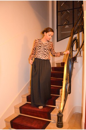 tiger Zara blouse