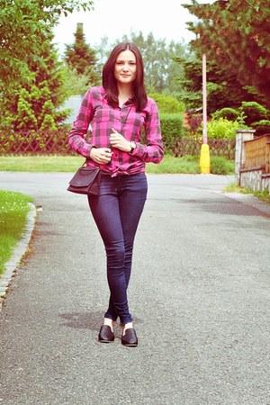 Zara jeans - dressale loafers