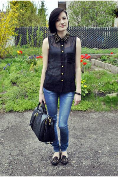 shirt shirt - Bag bag