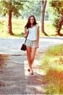 Terranova-shirt-choies-shorts-ccc-sandals-lindex-wallet