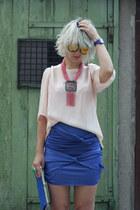H&M heels - self made Astrid Tirlea skirt