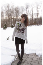 proenza schouler for target sweatshirt - Dolce Vita boots