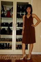 bcbg max azria dress - Nine West shoes