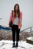 Primark jeans - Primark blazer - H&M shirt