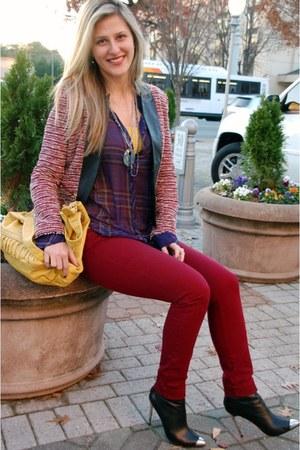 Zara boots - Zara jeans - Zara jacket