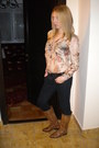 Light-yellow-zara-blouse-black-bershka-jeans-burnt-orange-aldo-boots